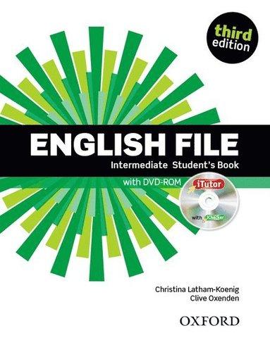 bokomslag English File: Intermediate: Student's Book with iTutor