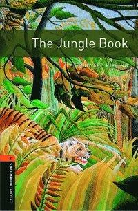 bokomslag Oxford Bookworms Library: Level 2:: The Jungle Book
