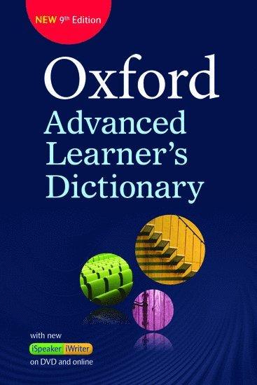 bokomslag Oxford Advanced Learner's Dictionary