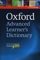 bokomslag Oxford Advanced Learner's Dictionary, 8th Edition: Hardback with CD-ROM (includes Oxford iWriter)