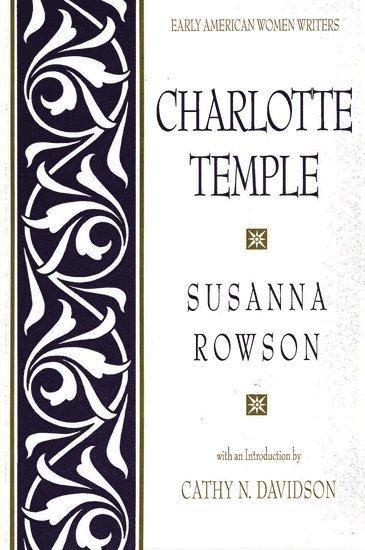 bokomslag Charlotte Temple