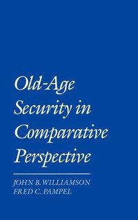 bokomslag Old Age Security in Comparative Perspective