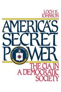 bokomslag America's Secret Power