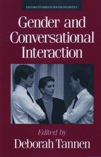 bokomslag Gender and Conversational Interaction