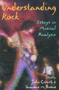 bokomslag Understanding Rock