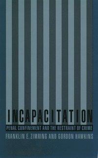 bokomslag Incapacitation