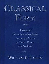 bokomslag Classical Form