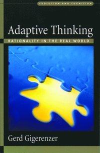 bokomslag Adaptive Thinking