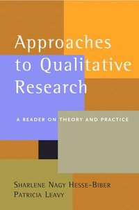bokomslag Approaches to Qualitative Research