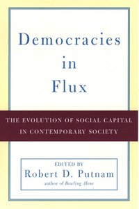 bokomslag Democracies in Flux