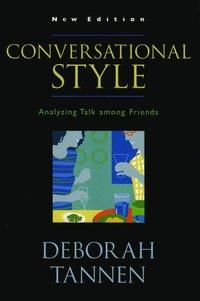 bokomslag Conversational Style