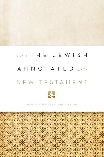 bokomslag The Jewish Annotated New Testament