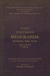 bokomslag Memoranda During the War