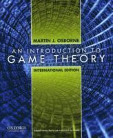 bokomslag Introduction to Game Theory: International Edition