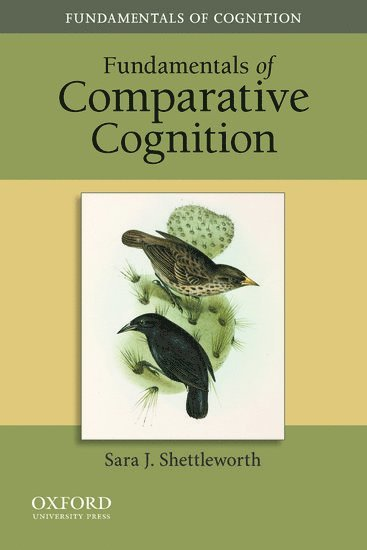 bokomslag Fundamentals of Comparative Cognition