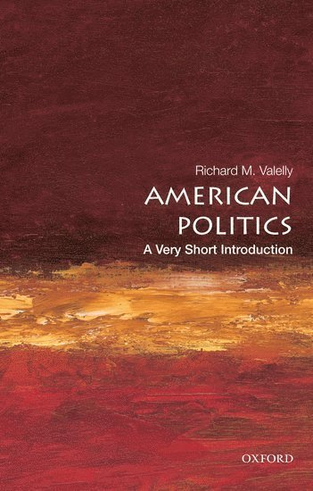 bokomslag American Politics: A Very Short Introduction