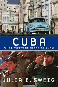 bokomslag What Everyone Needs to Know About Cuba