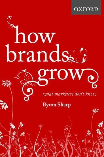 bokomslag How Brands Grow