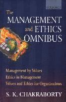 bokomslag Management and Ethics Omnibus