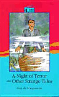 bokomslag Night Of Terror And Other Strange Tales