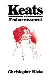 bokomslag Keats and Embarrassment