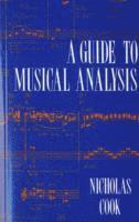 bokomslag A Guide to Musical Analysis