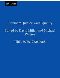 bokomslag Pluralism, Justice, and Equality
