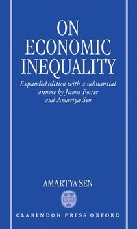 bokomslag On Economic Inequality