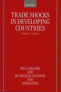 bokomslag Trade Shocks in Developing Countries: Volume I: Africa