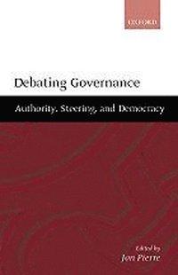 bokomslag Debating Governance