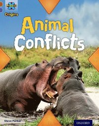 bokomslag Project X Origins: Brown Book Band, Oxford Level 11: Conflict: Animal Conflicts