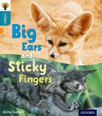 bokomslag Oxford Reading Tree inFact: Level 9: Big Ears and Sticky Fingers