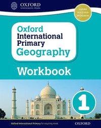 bokomslag Oxford International Primary Geography: Workbook 1