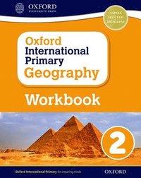 bokomslag Oxford International Primary Geography: Workbook 2