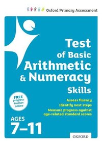 bokomslag Test of Basic Arithmetic and Numeracy Skills