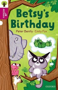 bokomslag Oxford Reading Tree All Stars: Oxford Level 10: Betsy's Birthday