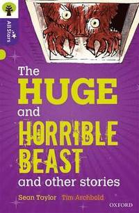 bokomslag Oxford Reading Tree All Stars: Oxford Level 11 The Huge and Horrible Beast