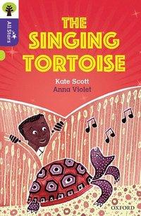 bokomslag Oxford Reading Tree All Stars: Oxford Level 11: The Singing Tortoise