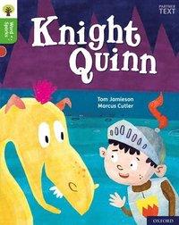 bokomslag Oxford Reading Tree Word Sparks: Level 2: Knight Quinn