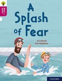bokomslag Oxford Reading Tree Word Sparks: Level 10: A Splash of Fear