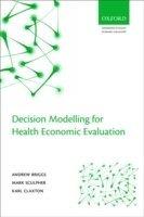 bokomslag Decision Modelling for Health Economic Evaluation