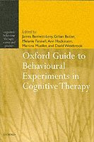 bokomslag Oxford Guide to Behavioural Experiments in Cognitive Therapy