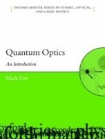 bokomslag Quantum Optics: An Introduction