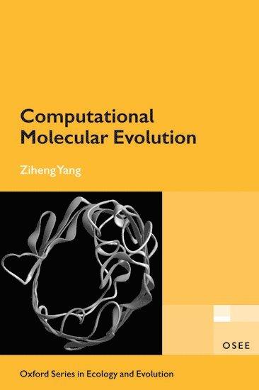 bokomslag Computational Molecular Evolution