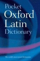 bokomslag Pocket Oxford Latin Dictionary