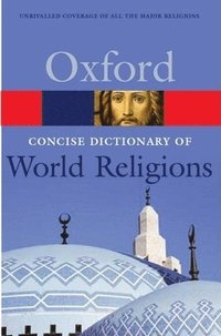 The concise oxford dictionary of world r