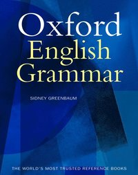 bokomslag The Oxford English Grammar