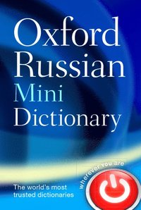 bokomslag Oxford Russian Mini Dictionary