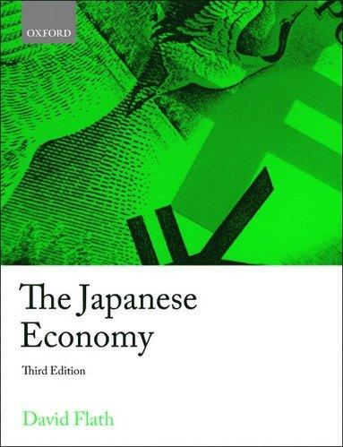 bokomslag The Japanese Economy