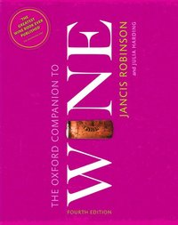 bokomslag Oxford companion to wine